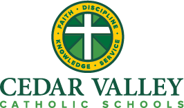 Cedar Valley Catholic Schools Staff Apparel